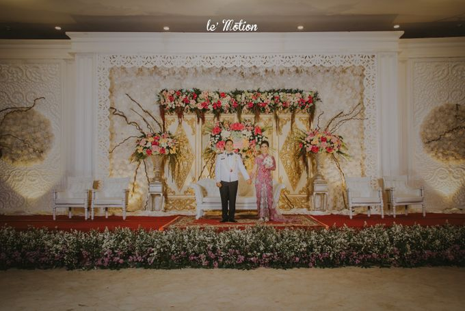 Irwan & Ratih Wedding with Pedang Pora Ceremony by Le Motion - 027
