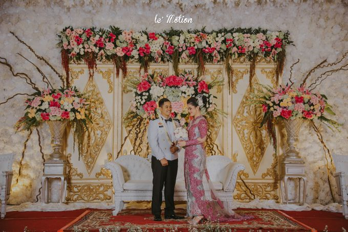 Irwan & Ratih Wedding with Pedang Pora Ceremony by Le Motion - 028