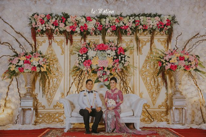 Irwan & Ratih Wedding with Pedang Pora Ceremony by Le Motion - 029