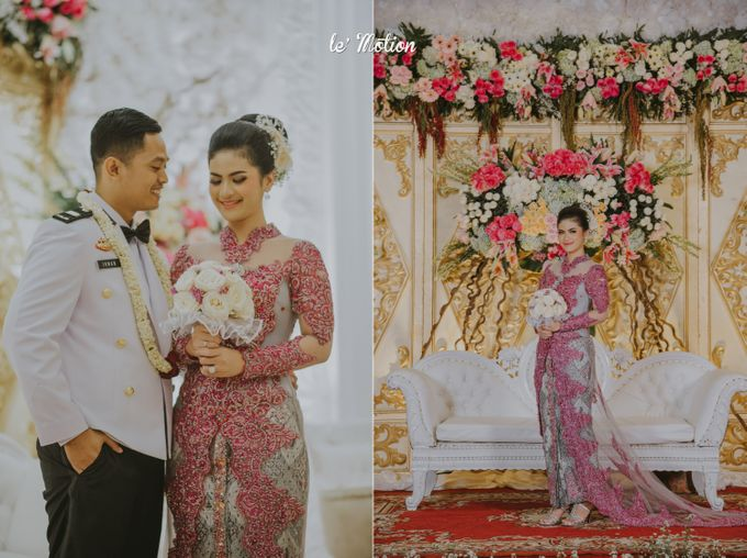 Irwan & Ratih Wedding with Pedang Pora Ceremony by Le Motion - 030