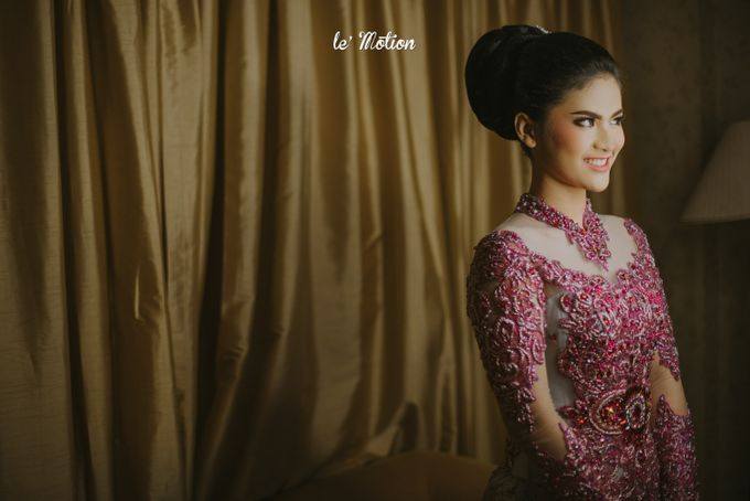 Irwan & Ratih Wedding with Pedang Pora Ceremony by Le Motion - 004