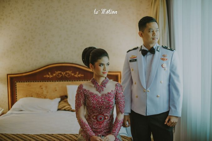 Irwan & Ratih Wedding with Pedang Pora Ceremony by Le Motion - 010