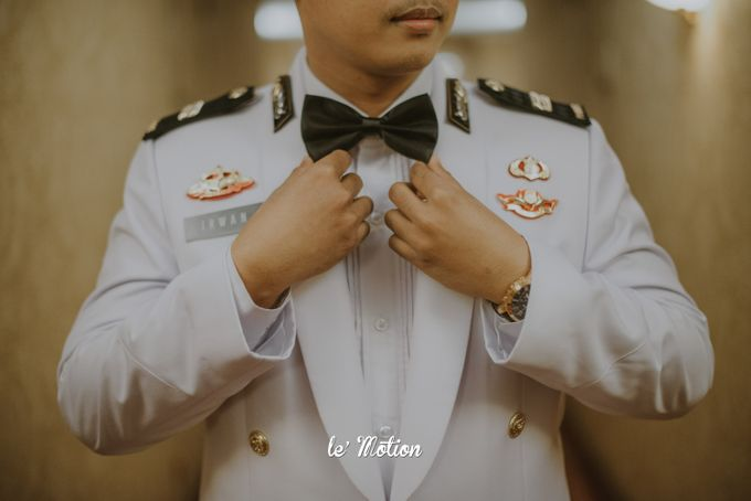Irwan & Ratih Wedding with Pedang Pora Ceremony by Le Motion - 005
