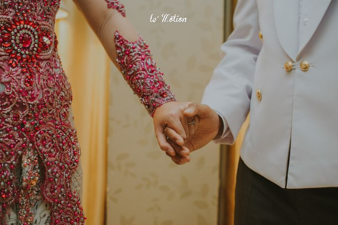Irwan & Ratih Wedding with Pedang Pora Ceremony by Le Motion - 015