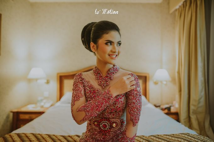 Irwan & Ratih Wedding with Pedang Pora Ceremony by Le Motion - 003
