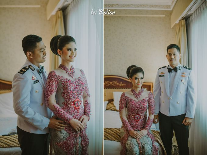 Irwan & Ratih Wedding with Pedang Pora Ceremony by Le Motion - 011