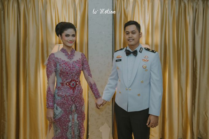 Irwan & Ratih Wedding with Pedang Pora Ceremony by Le Motion - 014