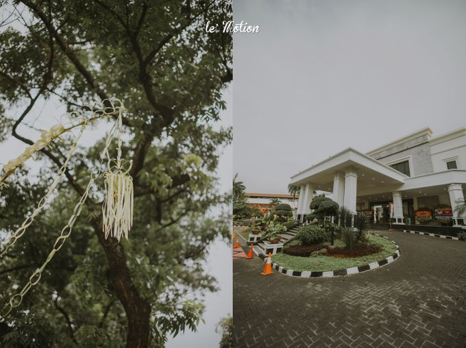 Irwan & Ratih Wedding with Pedang Pora Ceremony by Le Motion - 001