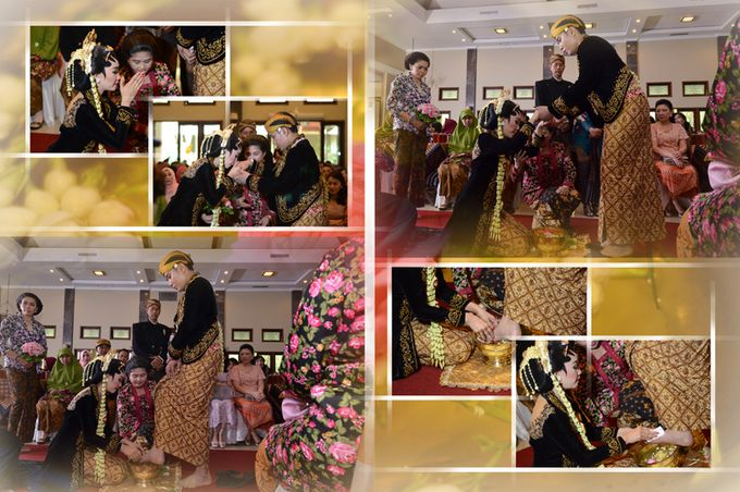 Pemberkatan Pernikahan Diza & Dani by Creative Fotografi - 023