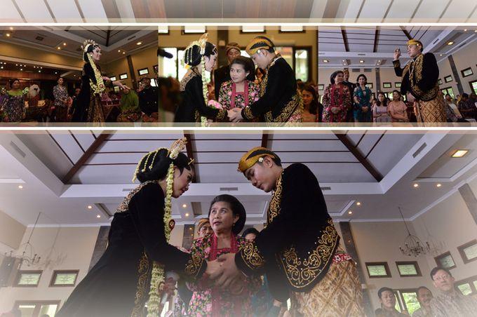 Pemberkatan Pernikahan Diza & Dani by Creative Fotografi - 022