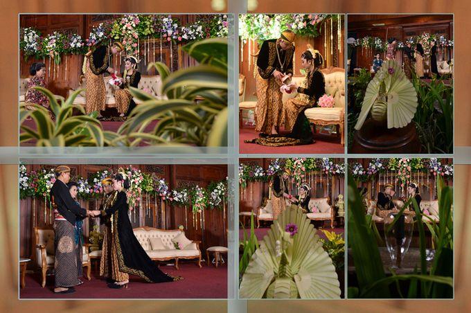 Pemberkatan Pernikahan Diza & Dani by Creative Fotografi - 025