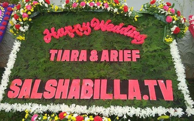 RESEPSI TIARA ARIEF by Chandira Wedding Organizer - 005