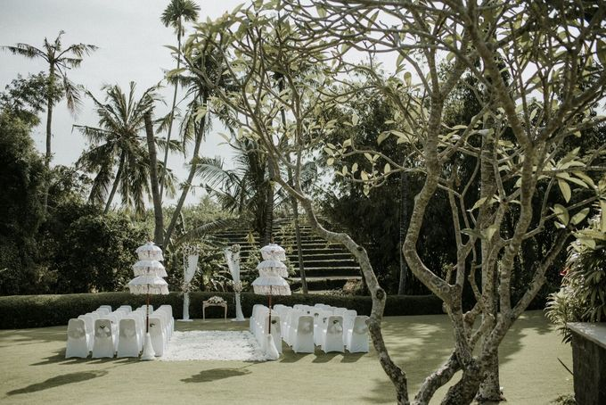 Wedding in Chalina Estate in Canggu by StayBright - 006
