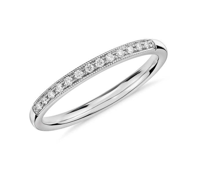 Wedding Ring by Mirage Jeweler - 020