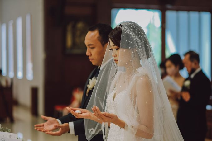May God bless your marriage together with lots of love and joy by Petra Organizer - 002