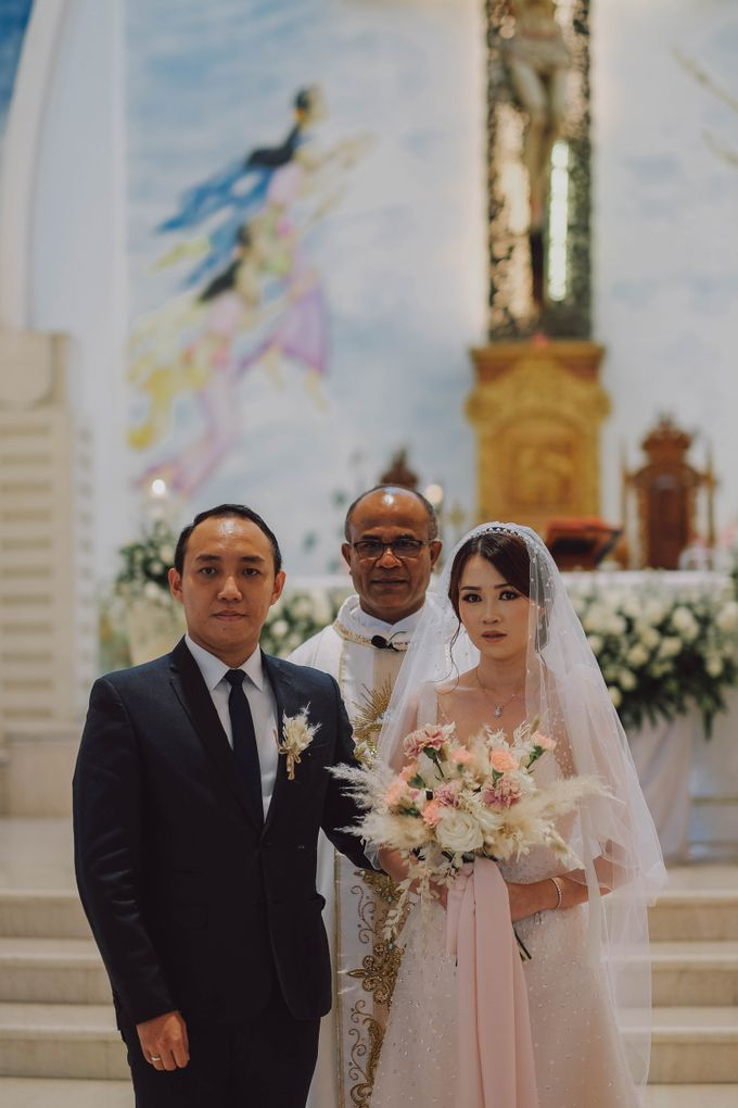 May God bless your marriage together with lots of love and joy by Petra Organizer - 003