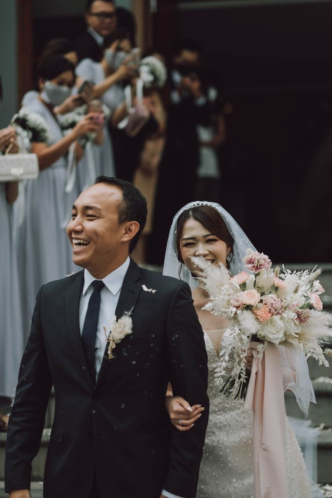 May God bless your marriage together with lots of love and joy by Petra Organizer - 006