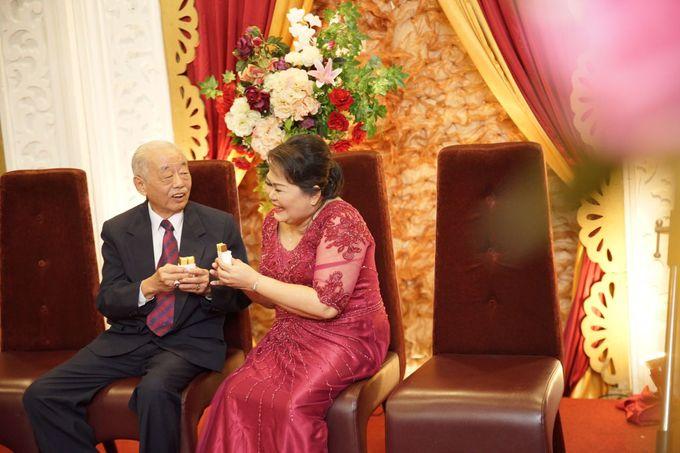 50Th Wedding Anniversary by DESPRO Organizer - 007
