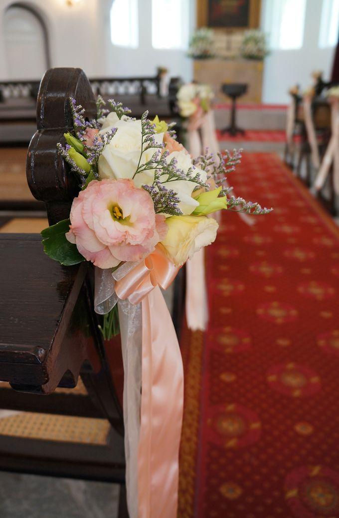 Church Wedding - Armenian Church by The Olive 3 (S) Pte Ltd - 002