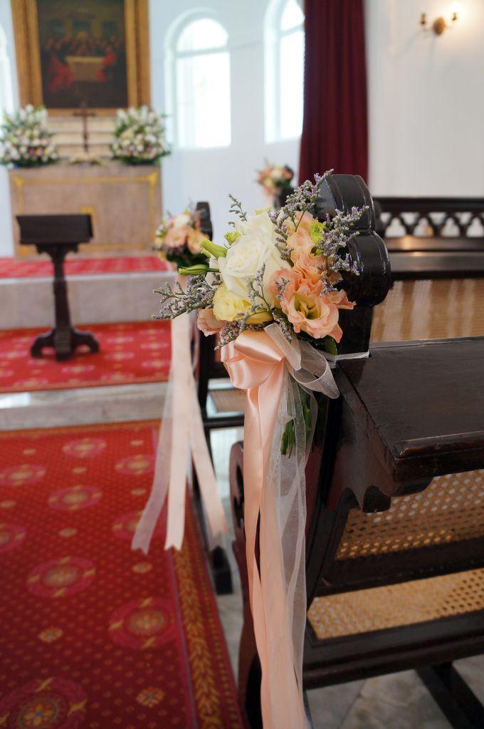 Church Wedding - Armenian Church by The Olive 3 (S) Pte Ltd - 003