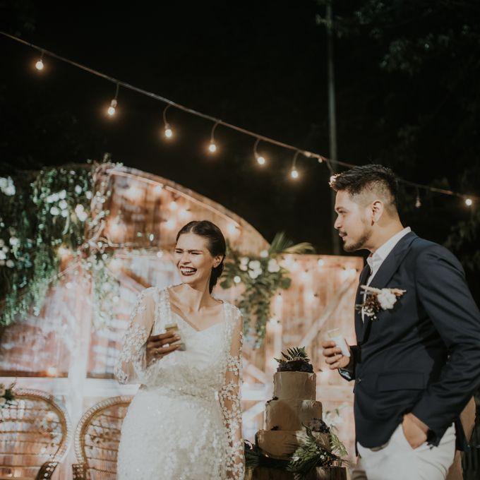 Petra & Firrina by Maestro Wedding Organizer - 009