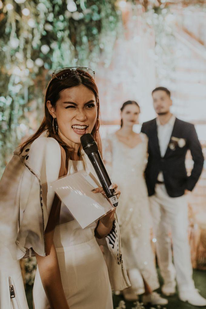Petra & Firrina by Maestro Wedding Organizer - 008