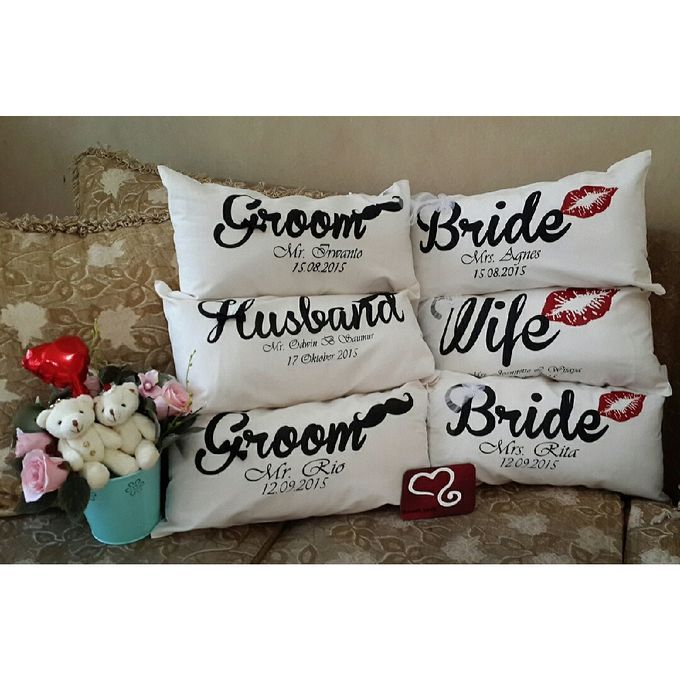 Wedding Pillow by Sweetlovecollection - 022