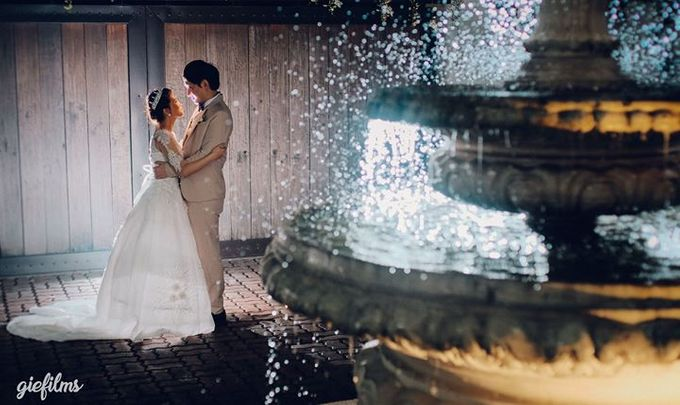 Jin & Marie / Wedding Highlights by Gie Films - 028