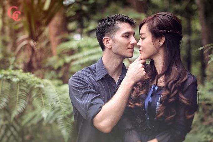 Wedding Reception and Portraiture by The Glamorous Capture - 004
