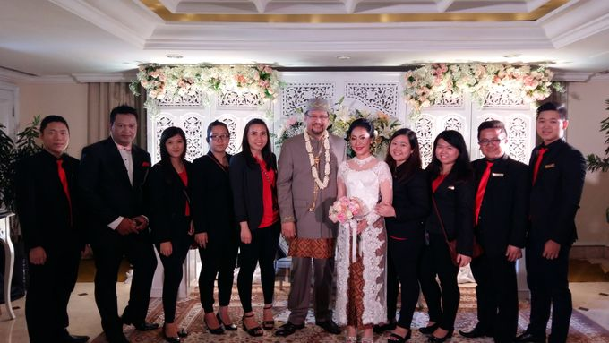 Wedding of Achmad & Laksmi by Classy Decor - 004