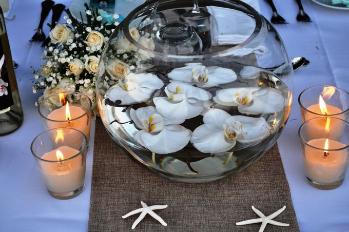 wedding with Phalenopsis by By alexia - 005