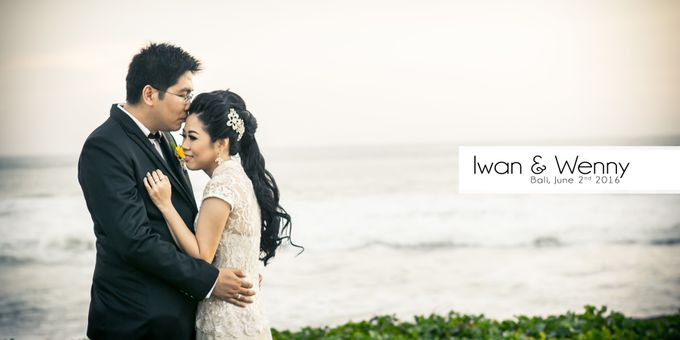 The Wedding of  Mr Iwan and Ms Wenny by Bali Wedding Atelier - 001