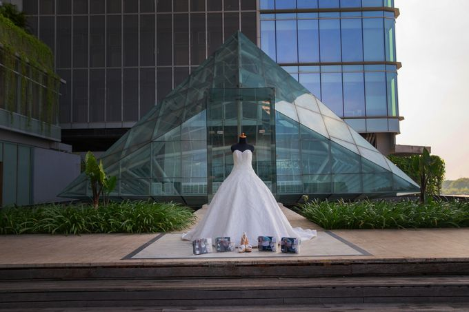 The Wedding of Hansen & Jessica by Lasika Production - 012