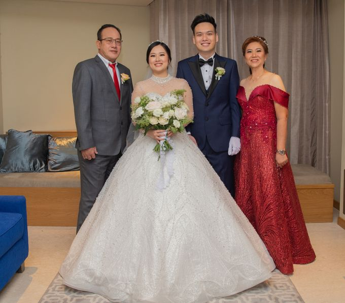 The Wedding of Hansen & Jessica by Lasika Production - 015