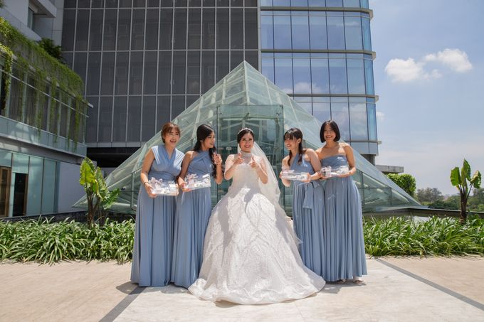 The Wedding of Hansen & Jessica by Lasika Production - 017