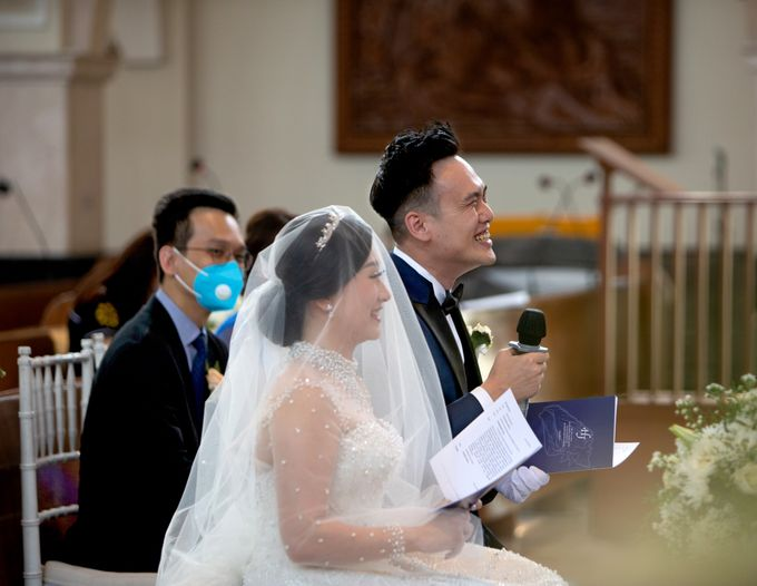 The Wedding of Hansen & Jessica by Lasika Production - 016