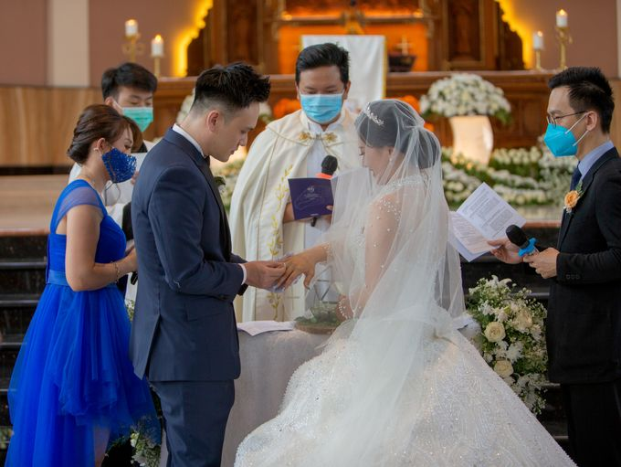 The Wedding of Hansen & Jessica by Lasika Production - 019
