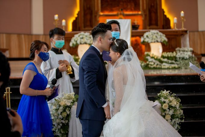 The Wedding of Hansen & Jessica by Lasika Production - 021