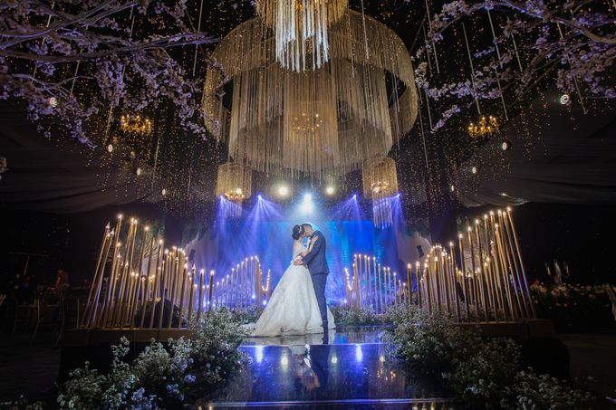 The Wedding of Hansen & Jessica by Lasika Production - 023