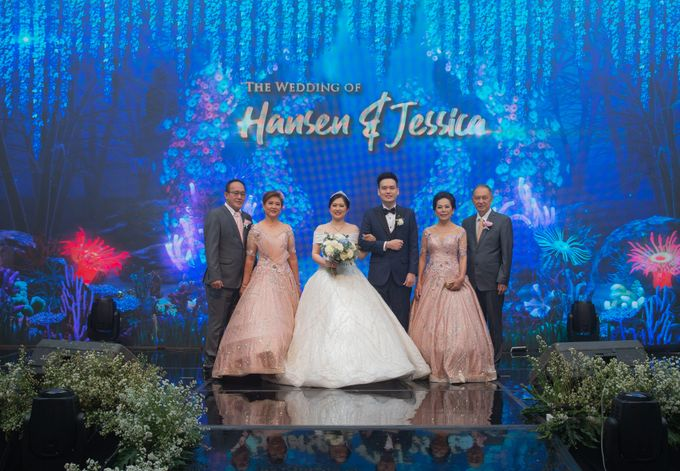 The Wedding of Hansen & Jessica by Lasika Production - 024