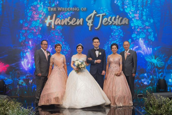 The Wedding of Hansen & Jessica by Lasika Production - 025