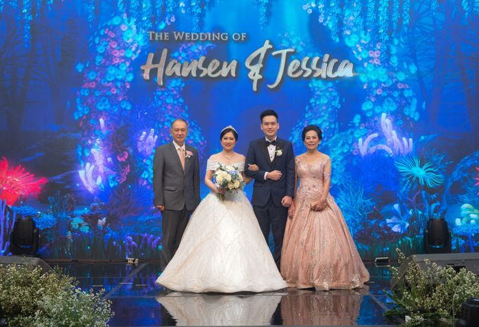 The Wedding of Hansen & Jessica by Lasika Production - 026