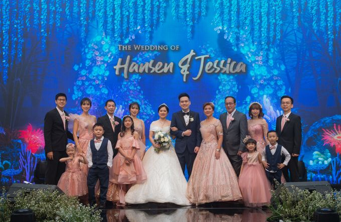 The Wedding of Hansen & Jessica by Lasika Production - 027