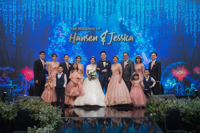 The Wedding of Hansen & Jessica by Lasika Production - 028