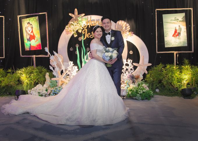 The Wedding of Hansen & Jessica by Lasika Production - 029