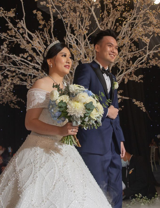 The Wedding of Hansen & Jessica by Lasika Production - 030