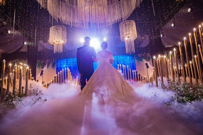 The Wedding of Hansen & Jessica by Lasika Production - 031