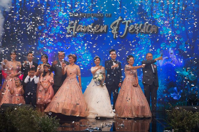 The Wedding of Hansen & Jessica by House Of Lea Bridal - 032