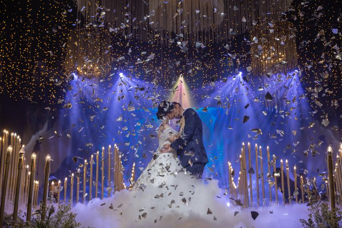The Wedding of Hansen & Jessica by Lasika Production - 035