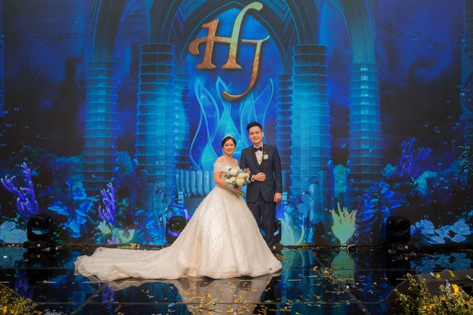 The Wedding of Hansen & Jessica by Lasika Production - 036